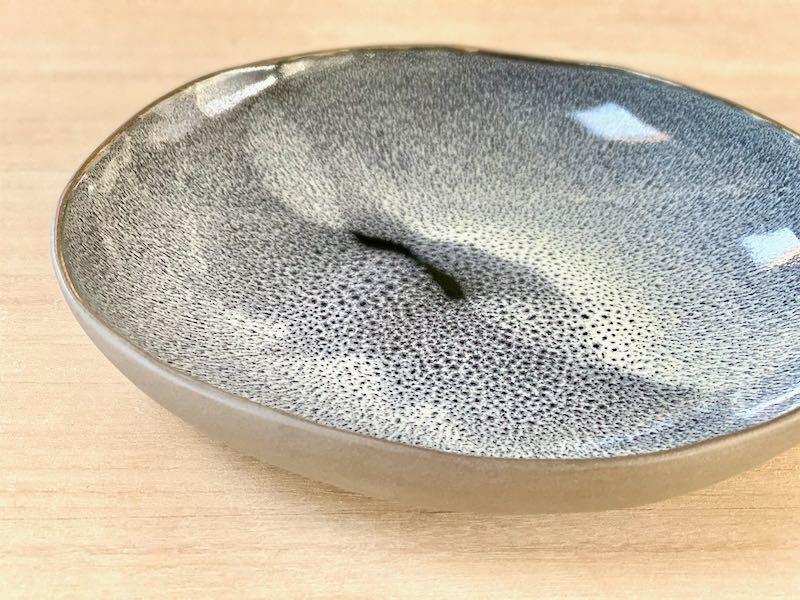 Image EASE – serving bowl 'petrol-tin'