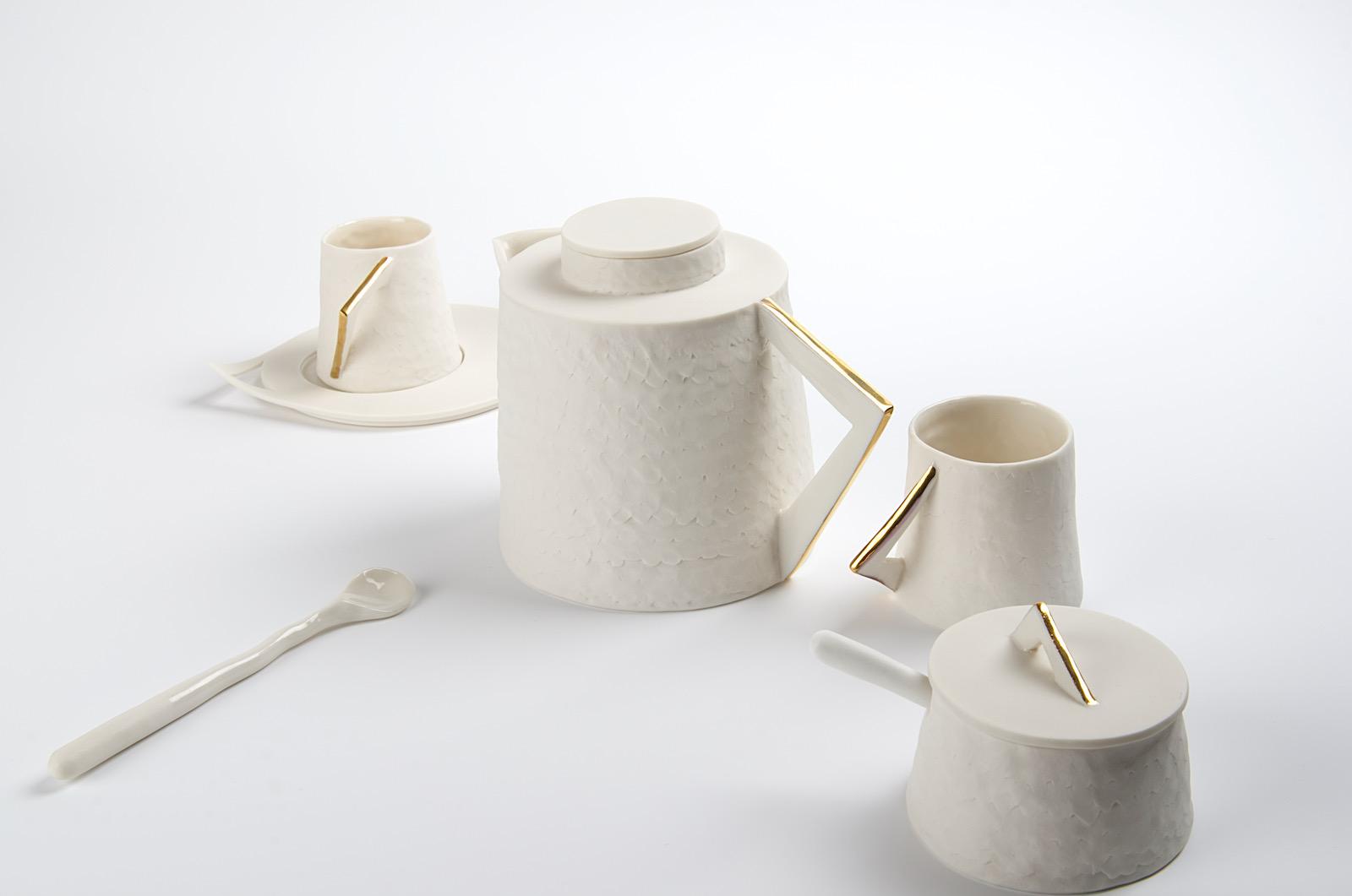 Katja Van Breedam LA BLÂCHE high tea